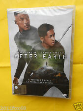dvd's after earth will smith jaden smith m. night shyamalan dvds sealed nuovo gq
