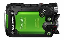 Olympus Tough TG Tracker 4K Action Camera - Green