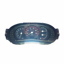 Renault Clio II 1.2 8v Mk2 '99-2001' Petrol Speedo Clocks Instrument  (FreeP&P)