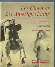 (68983) - Les cinémas de l'Amérique latine, pays par pays, l'histoire, l'économi
