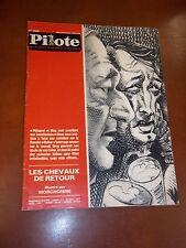 """JOURNAL """"PILOTE no 556"""" (1970) PILOTORAMA - LE DANUBE / MORCHOISNE"""