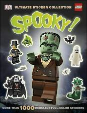NEW Ultimate Sticker Collection: Lego Spooky! by DK Publishing Paperback Book