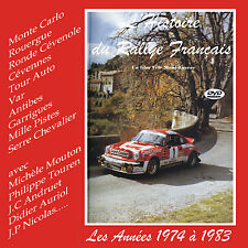 DVD Best of Rallye Historic France 1974 - 1983 Monte Mouton Ragnotti An 60m 48TV