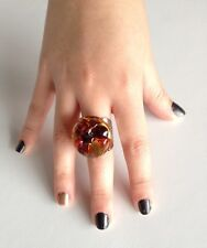 Antica Murrina Air--Murano Glass Fashion Ring