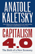 Capitalism 4.0 The Birth of a New Economy-ExLibrary
