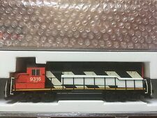 ATLAS 1/160 N SCALE CANADIAN NATIONAL EMD GP40 DC RD # 9316 # 40001904 F/S