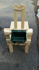 Goat milking stand medium non pressure treated.
