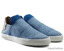ADIDAS ORIGINALS PHARRELL WILLIAMS VULC SLIP-ON MEN'S SHOES SIZE US 10 AQ5782