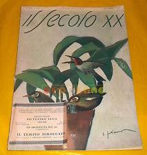 IL SECOLO XX 1926 Ottobre Bepi Fabiano, Mario Puccini, Carlo Veneziani