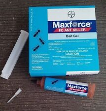 2 Tubes Maxforce Fc Ant Control Bait Gel Kill Argentine Odorous House Ghost Etc.