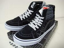 VANS FDMTL SK8 HI PATCHWORK DEEP INDIGO DENIM V38R US8.5 BRAND NEW JAPAN LIMITED