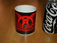 AEROSMITH - ROCK & ROLL BAND, Ceramic Coffee Cup / Mug, Vintage