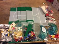 Lego Town 6396 International Jetport Kg Lot Minifig