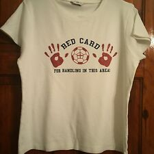 Ladies Size 18 White New Look T Shirt.