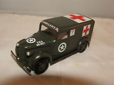 Matchbox Collectibles military GMC ambulance van YY034/SC-M