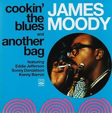 James Moody: Cookin' The Blues + Another Bag (2 Lps On 1 Cd)