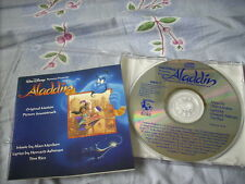 a941981 Disney USA Soundtrack Aladdin CD A Whole New World