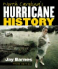 North Carolina's Hurricane History-ExLibrary