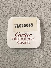 Authentic Brand New Cartier VA070049 Crown Part