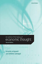 AN OUTLINE OF THE HISTORY OF ECONOMIC THOUGHT 2nd Edition Screpanti & Zamagni