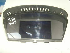 BMW 5 SERIES E60/E61 BUSINESS CID SCREEN  65829145103