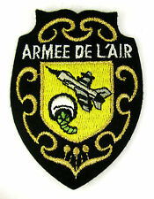 ECUSSON MILITAIRE MILITARIA BRODÉ EMBROIDERED PATCH MERESSE ARMÉE DE L'AIR