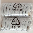 20X 8 Pin USB Charger Cord Cable for iPhone 6 5S 5 5C Wholesale Lot