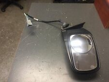 91 - 95 dodge caravan front right passenger rh door mirror heated power