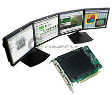 4 Monitor support Nvidia NVS 440 Video Card for Dell Precision 490 Computer PC