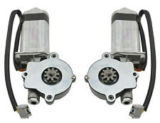 1979-1993 Mustang Front Door Power High Torque Window Motors Pair LH & RH