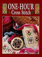 One-Hour Cross Stitch, Symbol of Excellence, Sunset Books, Good Book