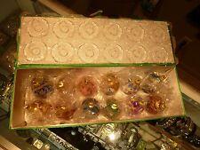 12 Rare Unused Joan Rivers 2010 Fabrige Egg Ornaments in box