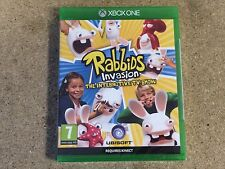 * XBOX ONE NEW SEALED KINECT GAME * RABBIDS INVASION INTERACTIVE TV SHOW * XBONE