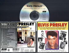ELVIS PRESLEY - The Early, Live The Louisiana Hay Ride 1954 + feat.Rio RARITY CD
