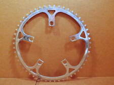 """New-Old-Stock Zeus (3/32"""") Alloy Chainring (52T and 119 mm BCD)...Heavy Shopwear"""