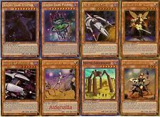 Yugioh Kozmo Deck - 40 Cards + 9 XYZ - Dark Destroyer Eclipser Planet Farmgirl