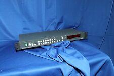 Rack Mountable Kramer VS-88V 8x8 Composite BNC Video Matrix Switcher