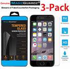 MagicGuardz® Premium Tempered Glass Screen Protector for Apple iPhone 6S 4.7