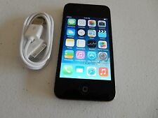 Apple iPhone 4 8GB (Sprint) iOS Smartphone -  Black/Clean ESN