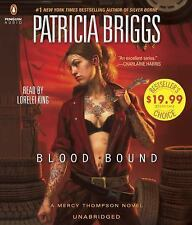 Blood Bound A Mercy Thompson Novel