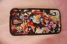 USA Seller Samsung Galaxy S4 Anime Phone case Dragon Ball Z Goku, One Piece ..
