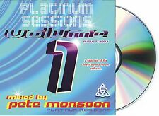 Pete Monsoon - Platinum Sessions - Vol. 1 (AUG 2003) / Maximes Wigan Pier Zone