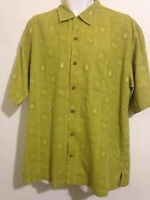 Tommy Bahama Men's Casino Gambling Poker Shirt Size M