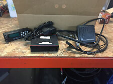 GE Ericsson Orion Mobile Radio D28MG2 Complete Vehicle Hook Up with Speaker