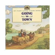 Little House Picture Book: Going to Town by Laura Ingalls Wilder (2000,...