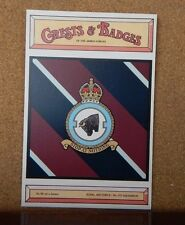 Royal Air force No 175 Squadron Crests & Badges of  the Armed services Postcard