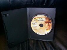 INDIANA JONES kingdom of the crystal skull HARRISON FORD movie, great DVD no art