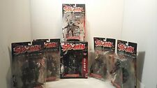 SPAWN Series 12 Complete Set - 7 Pieces Set of Six Pieces