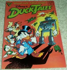 """Walt Disney's Duck Tales 1, 1988 """"The Lost Crown of Genghis Khan!"""""""