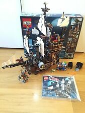 "Lego ""The Lego Movie"" 70810 MetalBeards's Sea Cow Full Set (UCS LIKE)"